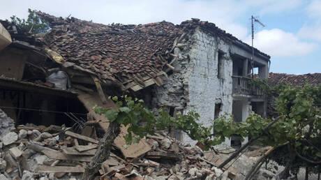 Σεισμοί Αλβανία: Τραυματίες και σοβαρές υλικές ζημιές από τα «χτυπήματα» του Εγκελάδου (pics&vid)