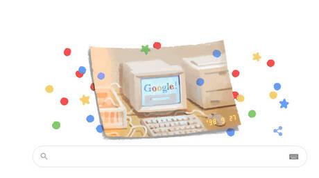 Τα 21α γενέθλια της Google