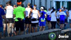 Το bwin running team είναι έτοιμο για το Spetses mini Marathon!