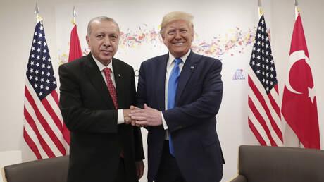 Τραμπ: Φίλος μου ο Ερντογάν – Τον ευχαριστώ για την απελευθέρωση του πάστορα Μπράνσον