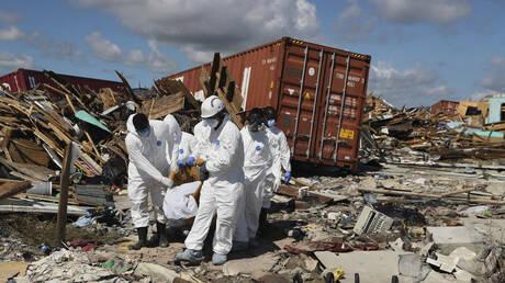 Τυφώνας Ντόριαν: Στους 2.500 οι αγνοούμενοι – Φόβοι για δραματική αύξηση των νεκρών (pics)