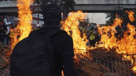Χονγκ Κονγκ: Συμπλοκές μεταξύ αστυνομίας και διαδηλωτών κατά τη διάρκεια αντικυβερνητικής διαδήλωσης