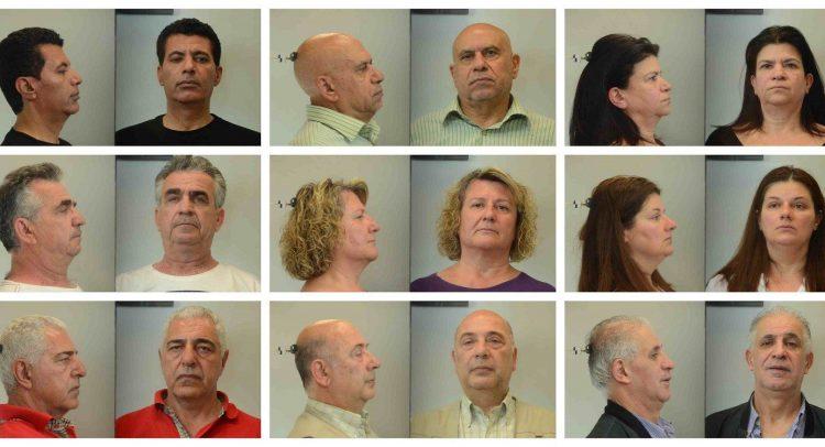 Αυτοί είναι οι γιατροί και νοσηλευτές που έκλεβαν και πουλούσαν αντικαρκινικά φάρμακα