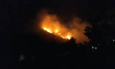 Μάχη με τις φλόγες σε Λουτράκι και Μέγαρα