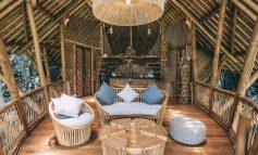 Aura House: Ένα μαγικό treehouse κρυμμένο μέσα σε ένα πυκνό δάσος στο Μπαλί