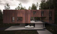 Μία κινηματογραφική μονοκατοικία με μινιμαλιστικό σχεδιασμό στην Ουαλία