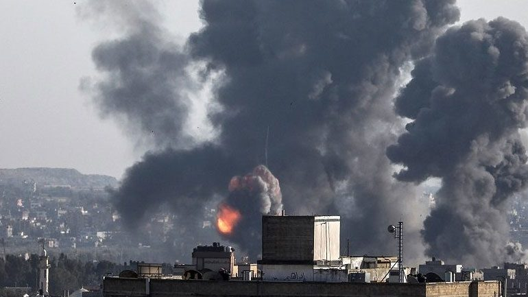 Ισραήλ: Τρεις ρουκέτες εκτοξεύτηκαν από τη Λωρίδα της Γάζας – O στρατός έπληξε στόχους της Χαμάς