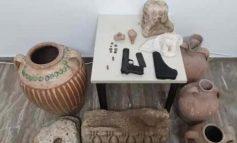 Ηράκλειο: Αρχαιοφύλακας συνελήφθη για… αρχαιοκαπηλεία