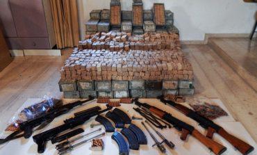 Κύκλωμα έφερνε καλάσνικοφ στην Ελλάδα