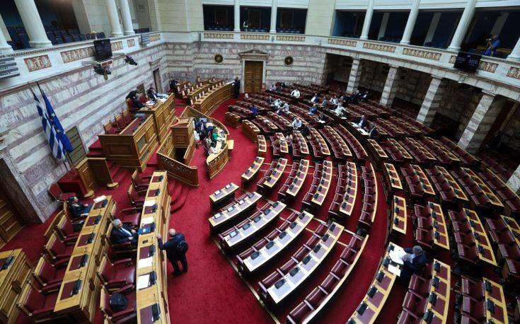 Βουλή: Υπερψηφίστηκε η πράξη νομοθετικού περιεχομένου για το Μάτι