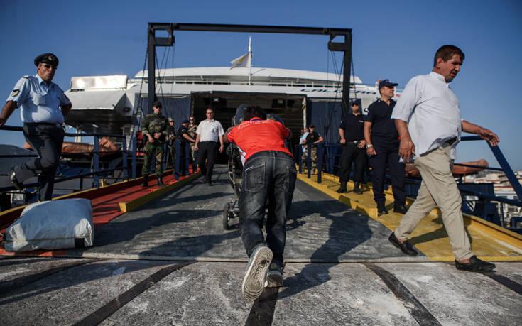 Πέρασαν 527 πρόσφυγες σήμερα σε Λέσβο, Χίο και Σάμο