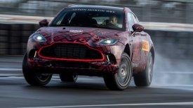 550 ίπποι για το πρώτο SUV της Aston Martin (vid)