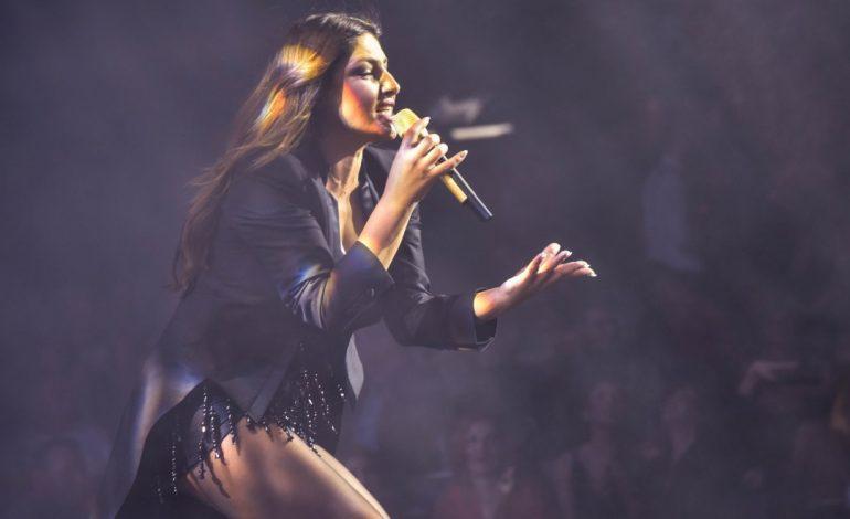 Συναυλία της Έλενας Παπαρίζου απόψε 7/09 στο Ζηρίνειο