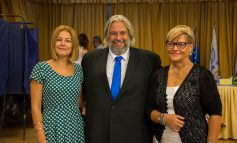 Το νέο προεδρείο του Δημοτικού Συμβουλίου και τα μέλη Ο.Ε. και Ε.Π.Ζ.