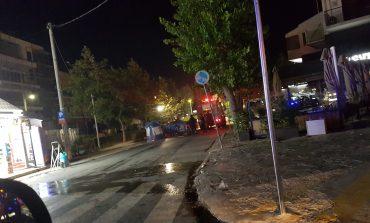 Φωτιά σε κάδους κινητοποίησε την Πυροσβεστική τα ξημερώματα στη Νέα Ερυθραία
