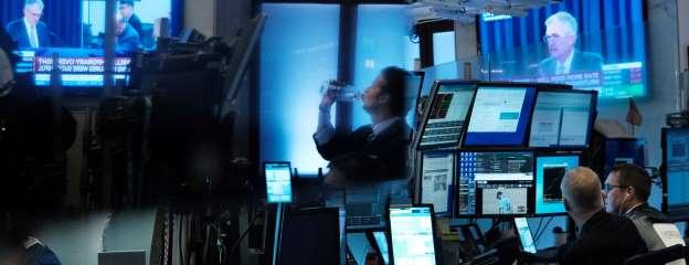 Στο «κόκκινο» οδήγησαν Dow και S&P οι «αναταράξεις» του εμπορικού πολέμου