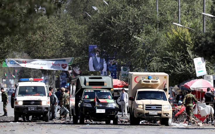 Αφγανιστάν: Οι Ταλιμπάν ανέλαβαν την ευθύνη για τις δύο σημερινές επιθέσεις αυτοκτονίας