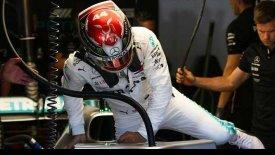 Eκπληκτοι στη Mercedes από την pole position της Ferrari