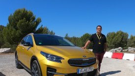 Eνας Ελληνας της Kia Eυρώπης «ακτινογραφεί» το νέο XCeed (vid)