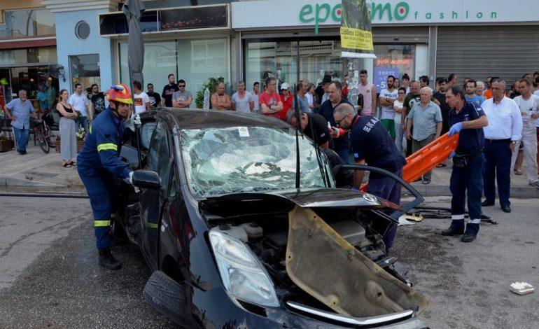 Σοκ στη Θεσσαλονίκη: Όχημα με «μετανάστες» έκοψε στη μέση ΙΧ σκοτώνοντας τον οδηγό