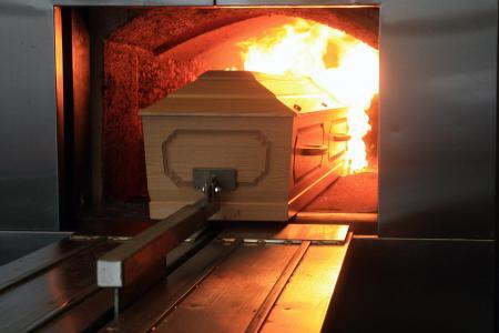 Το πρώτο αποτεφρωτήριο νεκρών στη Ριτσώνα