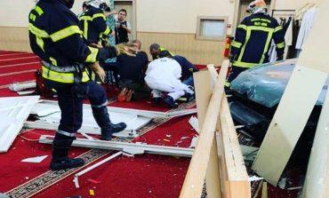 Γαλλία: Οδηγός έριξε το αυτοκίνητό του στο Μεγάλο Τέμενος του Κολμάρ