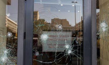 Μπαράζ επιθέσεων σε γραφεία της ΝΔ και τράπεζες στην Αττική
