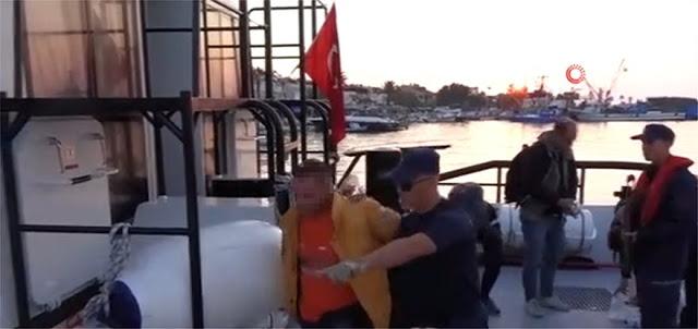 Συνελήφθη στην Τουρκία Έλληνας διακινητής λαθρομεταναστών
