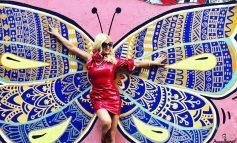 Φωτιά στα… κόκκινα για την Μαρίνα Πατούλη! Οι εκπληκτικές φωτογραφίες στο Μπουένος Άιρες