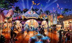Το Μεγάλο μας Τσίρκο, στη Νέα Ερυθραία