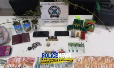 Συνελήφθησαν δύο άτομα στο Κορωπί για κατοχή και διακίνηση ναρκωτικών ουσιών