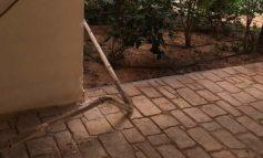 Επιδρομή  σε πολυκατοικία στο Μαρούσι με στόχο σωλήνες φυσικού αερίου