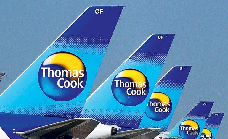 Πτώχευσε η Thomas Cook – 600.000 τουρίστες αποκλεισμένοι σε όλον τον κόσμο