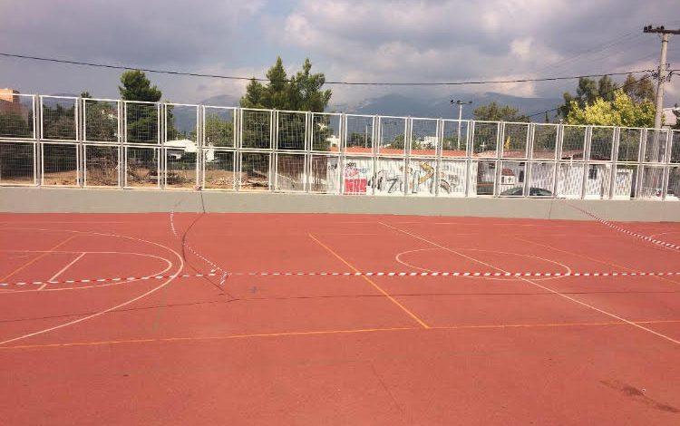 Αμφιθέατρο και χώροι άθλησης κλειστοί στο 3ο Λύκειο Κηφισιάς