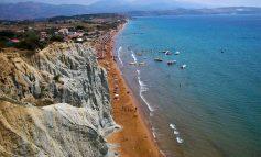 Κεφαλονιά: Κατολίσθηση στην παραλία «Ξι»
