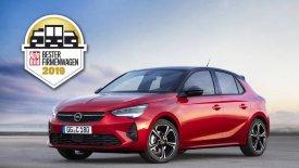 «Εταιρικό Αυτοκίνητο της Χρονιάς» το νέο Opel Corsa