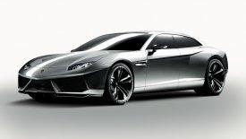 Έρχεται νέα ηλεκτρική και τετραθέσια Lamborghini