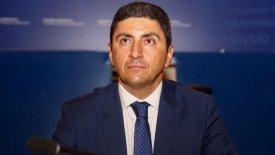Αυγενάκης: «Πολύ σύντομα το Σπίτι του Βόλεϊ στην Παιανία»