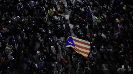 Βαρκελώνη: Στους δρόμους και πάλι χιλιάδες αυτονομιστές