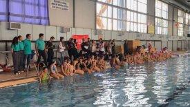 Επιτυχημένο το 1ο event καλλιτεχνικής κολύμβησης του ΠΑΟΚ
