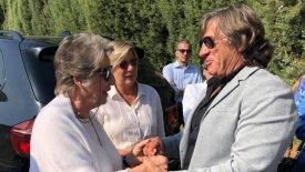 Η ΑΕΚ στο μνημόσυνο του Λουκά Μπάρλου (pics)