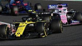 Μηδενίστηκαν τελικά οι Renault στο Γκραν Πρι Ιαπωνίας
