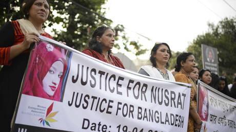 Μπαγκλαντές: Θανατική ποινή στους 16 κατηγορουμένους που έκαψαν ζωντανή 19χρονη