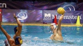 Ολυμπιακός – Γιαντράν Χ.Ν 8-7: Τρία στα τρία και κορυφή!