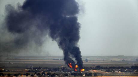 Πληροφορίες για νεκρούς από τουρκικούς βομβαρδισμούς στη Συρία
