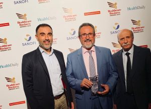 """Τρεις διακρίσεις για το ΓΝ """"Γ. Παπανικολάου"""" στη διοργάνωση Ηealth Business Awards 2019"""