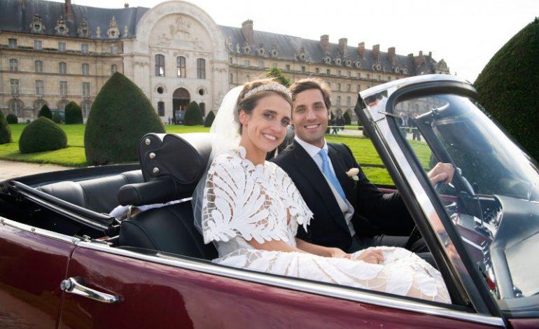 Αυτοκρατορικός γάμος: Παντρεύτηκε ο τρισέγγονος του Ναπολέοντα Βοναπάρτη παρουσία γαλαζοαίματων