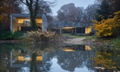 House Bras: Μία μοντέρνα βελγική μονοκατοικία που ενώνεται με τη φύση