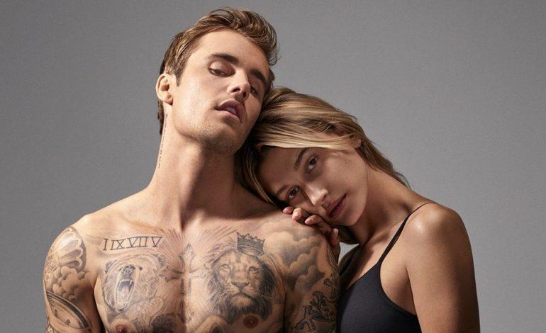 Τζάστιν και Χέιλι Μπίμπερ μαζί στη νέα καμπάνια του Calvin Klein