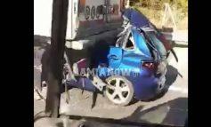Σοκαριστικό τροχαίο στην Αθηνών - Λαμίας με έναν νεκρό